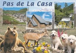VALLS D'ANDORRA - Pas De La Casa - Andorra