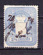Gebuehrenmarke?, 2 1/2 Groschen (50108) - Gebührenstempel, Impoststempel