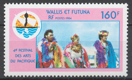 Wallis And Futuna 476** PACIFIC ARTS FESTIVAL - Ungebraucht