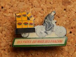 Pin's - DES PATES MAIS DES PANZANI - Food