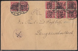 DR Brief Mef Minr.8x D93  8.10.23 - Dienstpost