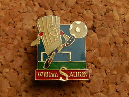 Pin's - WILLIAM SAURIN - Food