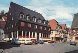 VW Käfer,1500,Opel Manta A,Rekord C,Renault R4,Waischenfeld,gelaufen - Voitures De Tourisme