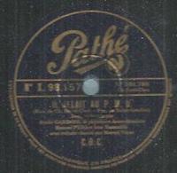 "78 Tours - FREDO GARDONI - PATHE 98157  "" IL ALLAIT AU P.M.U. "" + "" DANS LA DEBINE "" - 78 T - Disques Pour Gramophone"