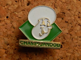 Pin's - CHAMPI-JANDOU - Food