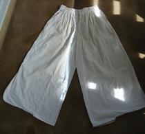 Sarouel Blanc Saharien. - Uniforms