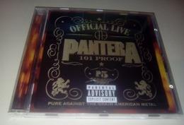 """PANTERA """"Official Live 101 Proof"""" - Hard Rock & Metal"""