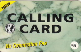 CANADA - MCI Prepaid Card $5(416-848-6398, White Reverse), Used - Canada