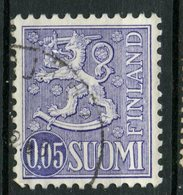 Finland 1971 5p Lion Issue  #459a - Finland