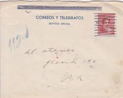 ENVELOPPE SOBRE ENVIO OFICIAL SIN VALOR POSTAL. DIAMANTE ENTRE RIOS. ENTERO POSTAL STATIONERY.-RARE-TBE-BLEUP - Uruguay