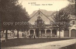 12554061 Cluses Place De L'Eglise Cluses - Non Classés