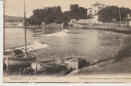 CPA - BEAULIEU LE PORT - F. CHAMBAZ - CHAMBÉRY - France