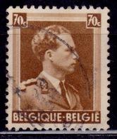 Belgium 1936, King Leopold III, 70c, Used - Belgium