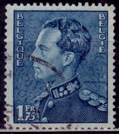 Belgium 1936, Leopold III, 1.75fr, Sc#295, Used - Used Stamps