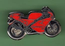 MOTO DUCATI *** Verso COLLECTOR *** SERIE LIMITEE *** 0011 - Motorbikes