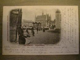 Cpa Grammont Geraardsbergen - Grand' Place - Edit. G. Broekaert - 1902 - Geraardsbergen