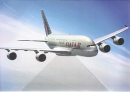 Airbus A 380 QATAR AIRWAYS Issue - 1946-....: Modern Era