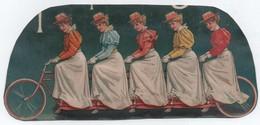 Grand Chromo Publicitaire/Anglais / Maypole Soap / Teinture Pour Vêtements./  Vers 1895- 1900   CHRO74 - Chromos
