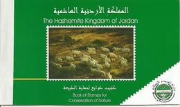 JORDAN, 2000, BOOKLET 2 - Nature Conservation - Jordan