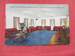 Athletic Club Naval Air Station   Pensacola  Florida      Ref 2931 - Pensacola