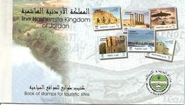 JORDAN, 2000, BOOKLET 3 - Touristic Sites - Jordan