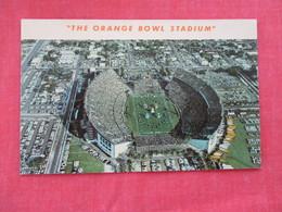Orange Bowl    Miami    Florida      Ref 2931 - Miami
