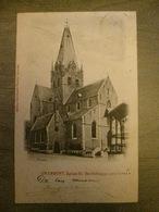 Cpa Grammont Geraardsbergen - Eglise Saint-Barthélemy - Edit. Broekaert Vanden Bossche - 1902 - Geraardsbergen