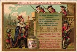 0167 Chansons Enfantines - Children Songs  C1886 Liebig 167 Set Complete 6 Chromo Litho French Edition - Liebig