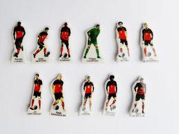Fève Série Complète 11 Fèves FOOTBALL Belgique - Sports