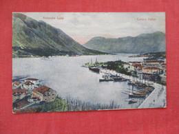 KOTOP KOTOR   Montenegro  Ref 2932 - Montenegro