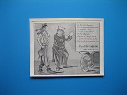 (1911) PNEUS CONTINENTAL (Le Bon Roi Dagobert Et Le Grand St-Éloy) - Non Classés