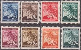 1/ Bohemia & Moravia; ** Nr. 20 - 27 Complete Set - Ungebraucht