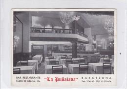 LA PUÑALADA. BAR RESTAURANTE. BARCELONA. SPAIN.-TBE-BLEUP - Hotel's & Restaurants