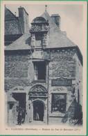 56 - Ploermel - Maison Du Duc De Mercoeur - Editeur: Artaud N°49 - Ploërmel