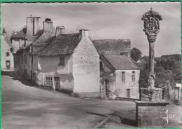 56 - Rochefort En Terre - Calvaire, Près De L'église De Notre Dame De La Tronchaye - Editeur: Jos N°5056 - Rochefort En Terre