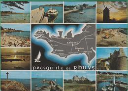 56 - Presqu'île De Rhuys - Multi-vues - Editeur: Belles Editions De Bretagne N°786 - France