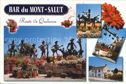 12565474 Quiberon Morbihan Bar Du Mont Salut Quiberon - Quiberon