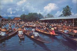 72570687 Burma Floating Bazar  Burma - Myanmar (Burma)