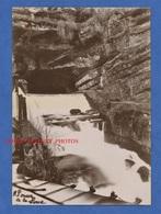 Photo Ancienne Avant 1900 , Photographe à Identifier - OUHANS - Abbé Au Bord De La Source De La Loue - Doubs - Photographs
