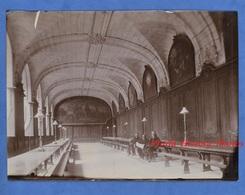 Photo Ancienne Avant Ou Vers 1900 , Photographe à Identifier - CAEN - Réfectoire Du Lycée Malherbe - Calvados - Photographs