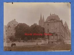 Photo Ancienne Avant Ou Vers 1900 , Photographe à Identifier - CAEN - Coté Sud Du Lycée - Calvados - Photographs
