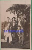 Egypte - Port Said - 5 Jeunes Hommes - Format 13.8 X 8.8 Cm - Places