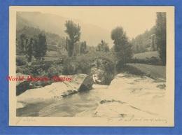 Photo Ancienne Signée Du Photographe Fernand Levavasseur ( 1875-1957 ) - GEDRE - Hautes Pyrénées - Places