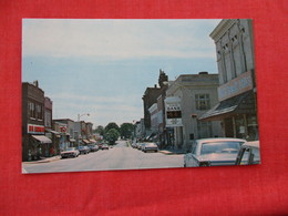 Main Street Dodgeville Wisconsin     Ref 2932 - United States