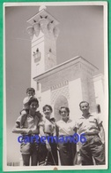 Egypte - Port Said - La Mosquée Loutfi Pacha - Format 13.6 X 8.5 Cm - Places