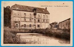 CPA (Environs De Compiègne) 60 MELICOCQ Oise - Le MOULIN Sur Le Matz ° Coll. Brunet - Other Municipalities