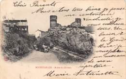 42 - ROCHETAILLEE - Ruines Du Château - Rochetaillee
