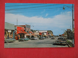Street  Port Austin- Michigan   ===ref 2932 - United States