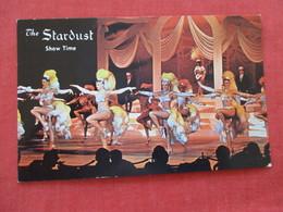 The Stardust Show Time  Las Vegas Nevada   ==ref 2933 - Las Vegas
