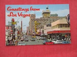 Greetings  Woolworth Store  Las Vegas Nevada   ==ref 2933 - Las Vegas